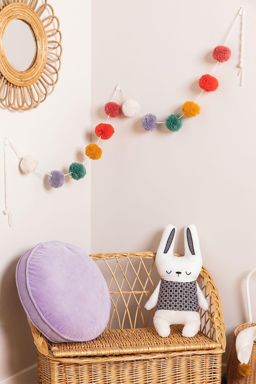 Guirlande décorative pour enfants Ponpo, image de la galerie 1