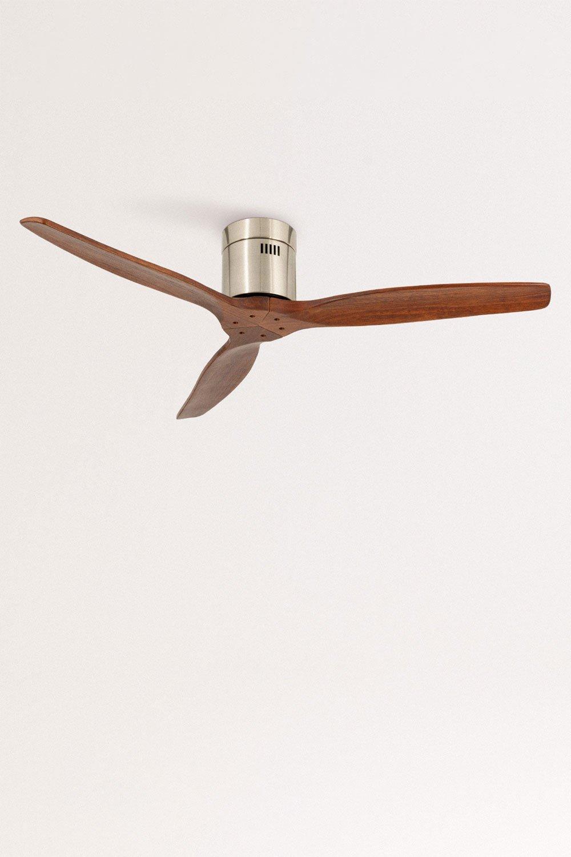AIRCALM DC - Ultrasilent Winter - Ventilateur de plafond à fonction été - Create, image de la galerie 1