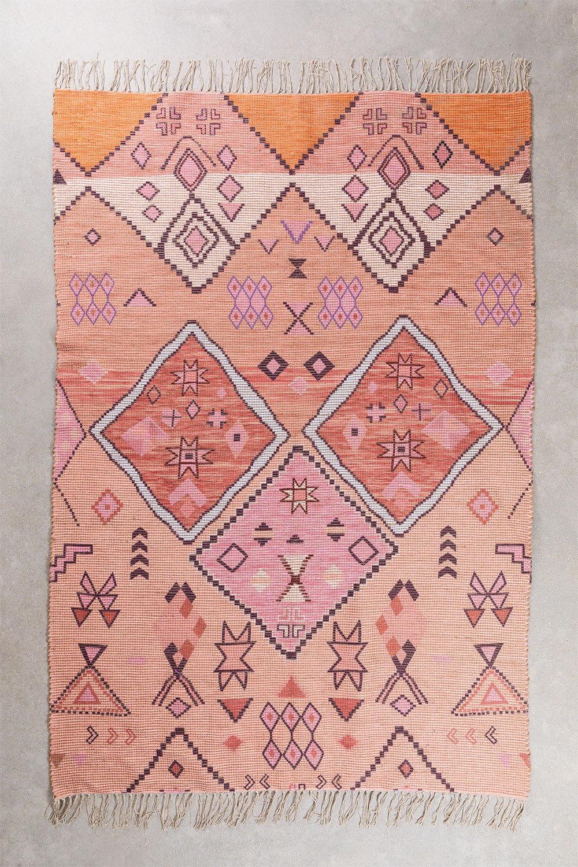 Tapis Jute et Tissu (274x172 cm) Nuada, image de la galerie 1