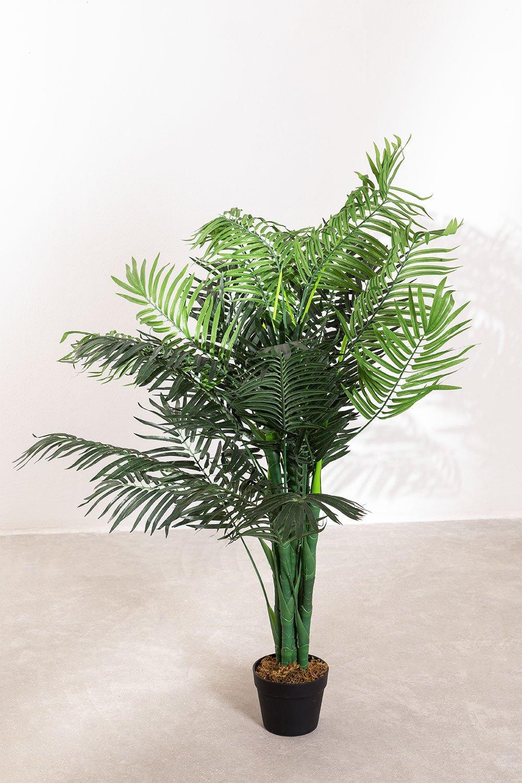 Palmier végétal artificiel décoratif, image de la galerie 1