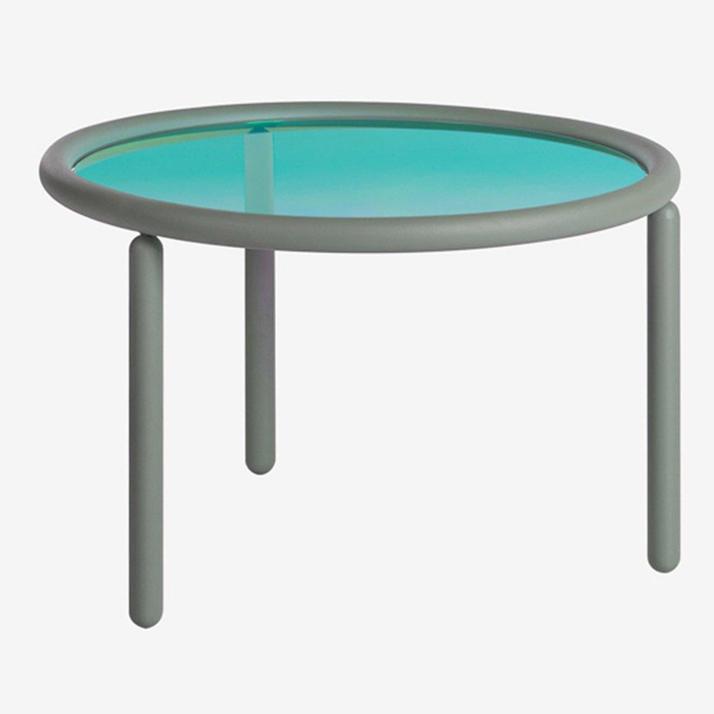 Table d'Appoint Iridescente Disk , image de la galerie 1