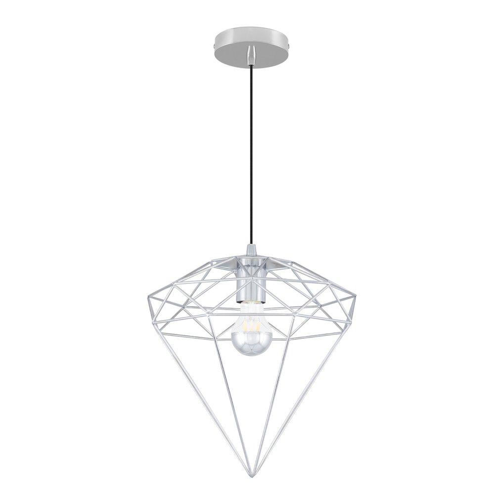 Lampe Diam Metallisé, image de la galerie 1