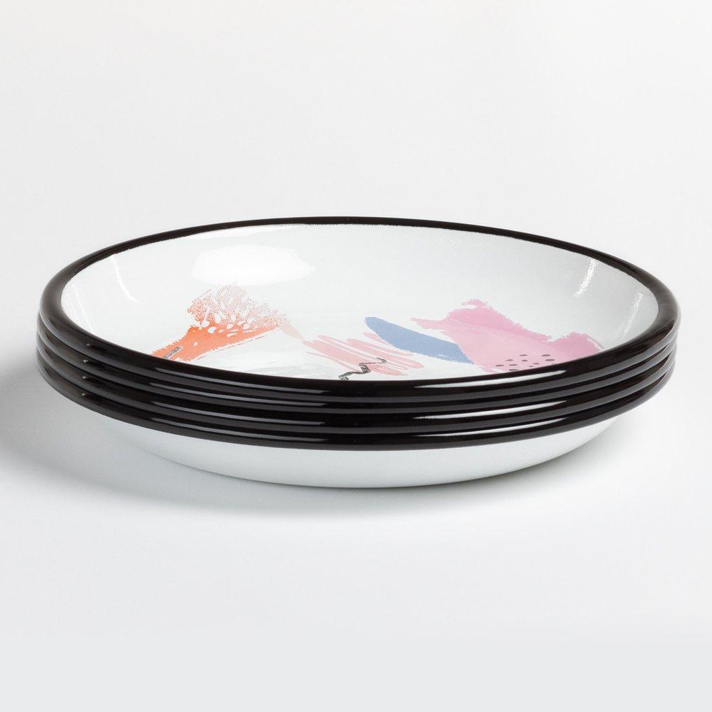 Pack de 4 Platos Ø26 cm Magic, image de la galerie 1