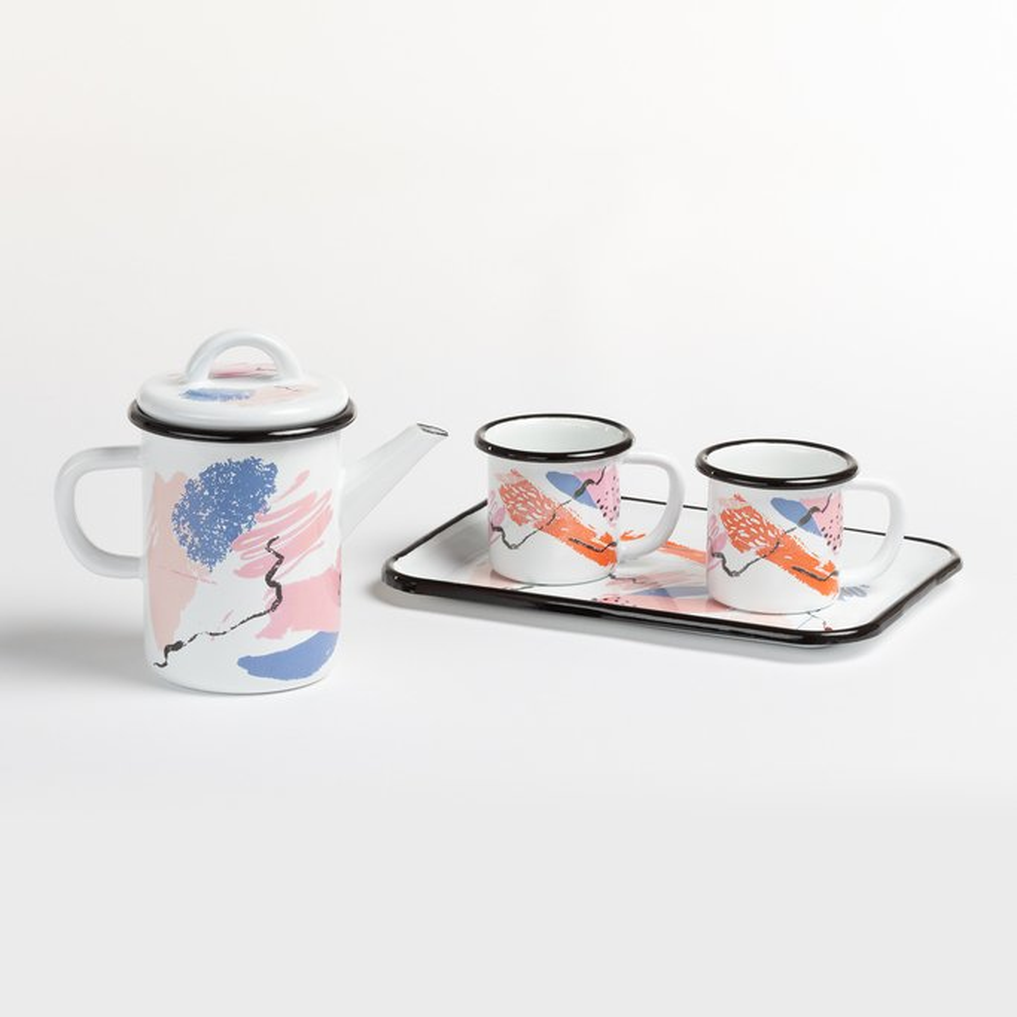 Service à thé Magik 4 pcs., image de la galerie 1