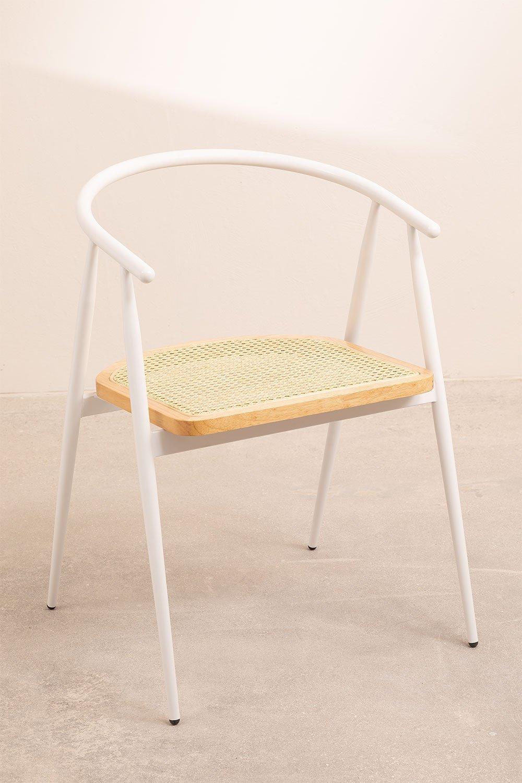 Chaise de salle à manger de style Uish, image de la galerie 1