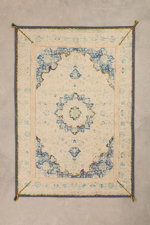 Tapis en coton (171x119,5 cm) Dok, image de la galerie 1