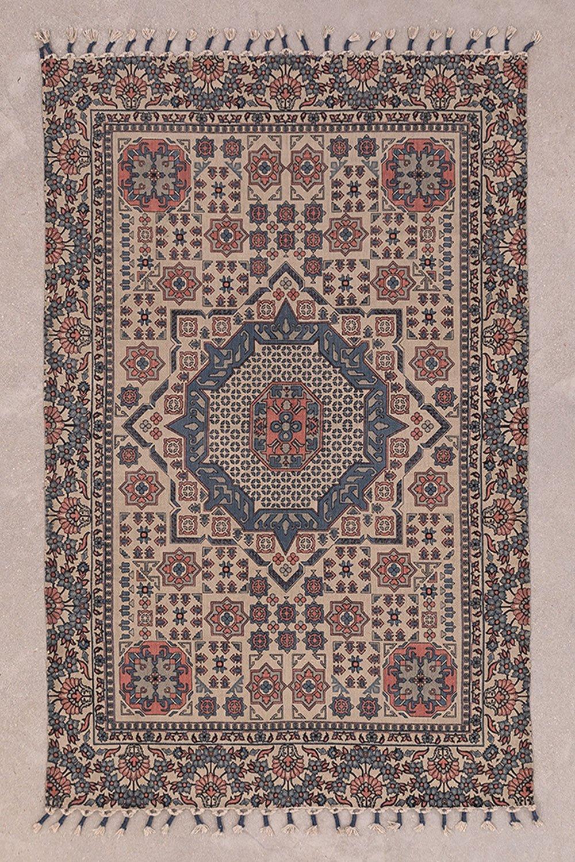 Tapis en coton (183x117,5 cm) Atil, image de la galerie 1