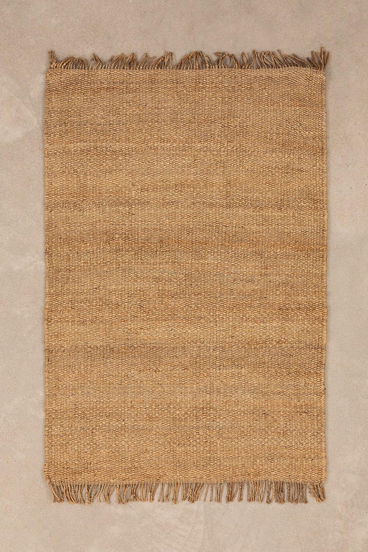 Tapis en jute (185x125 cm) Kendra, image de la galerie 1
