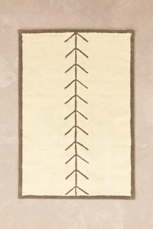 Alfombra de Lana (175x120 cm) Traxia, image de la galerie 1