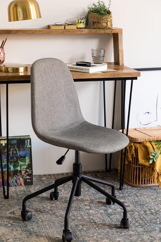 Chaise de bureau Glamm, image de la galerie 1