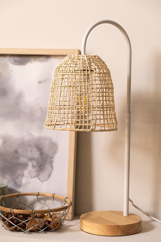 Lampe de table Gavia, image de la galerie 1