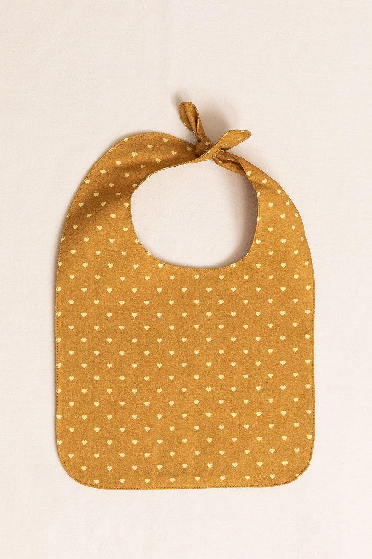 Bavoir en coton pour enfants Luzel, image de la galerie 1