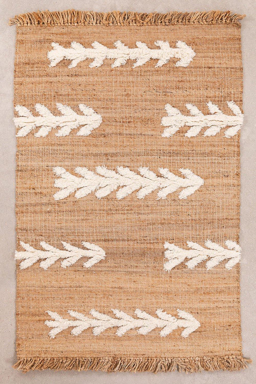 Tapis en jute (185x126 cm) Jipper, image de la galerie 1