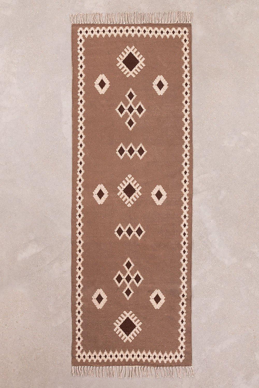 Tapis en coton (202x70 cm) Murdok, image de la galerie 1
