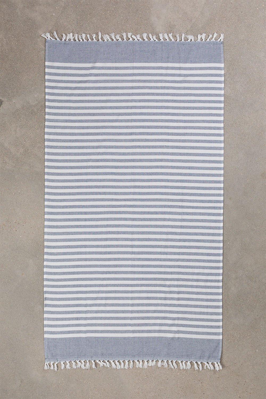Serviette de coton Reinn, image de la galerie 1