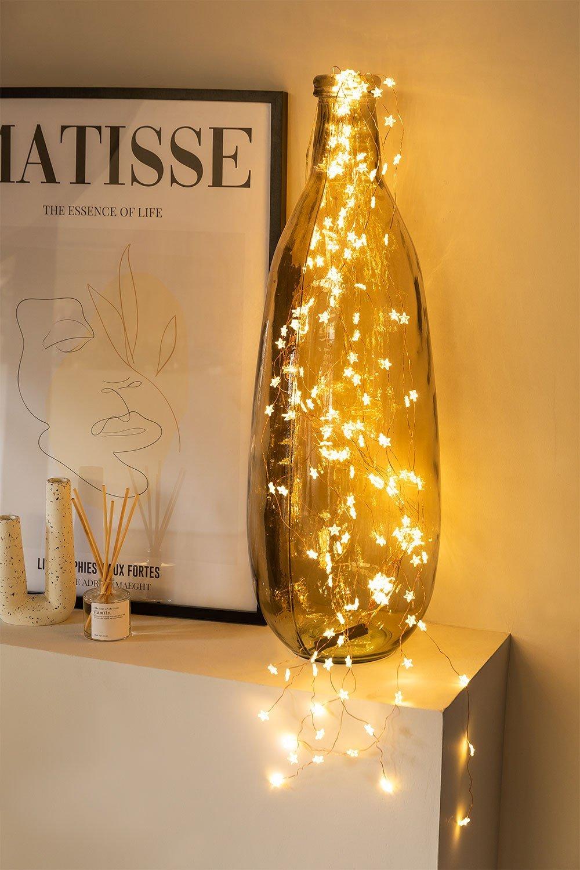 Guirlande lumineuse à LED (5 m) Gisel, image de la galerie 1