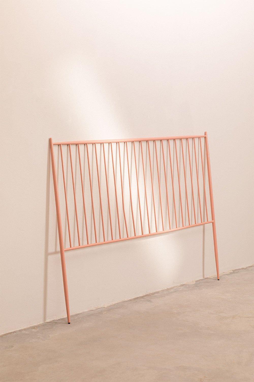 Tête de lit en métal 180 cm Nebi, image de la galerie 1