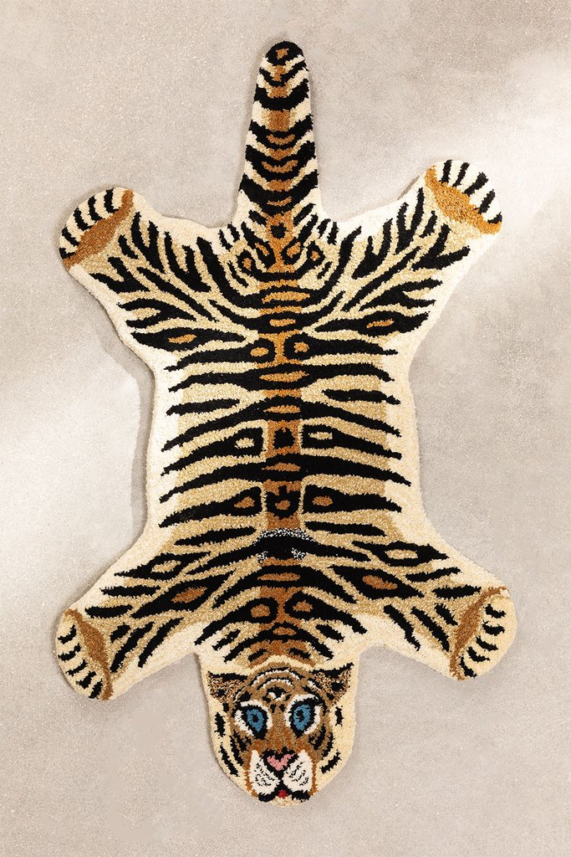 Alfombra de Lana (100x60 cm) Kumal Kids, image de la galerie 1