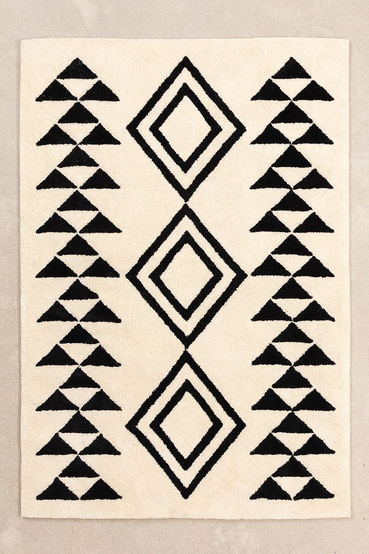 Tapis en laine (177x122 cm) Bloson, image de la galerie 1