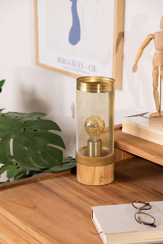 Lampe Okku Brossée, image de la galerie 1