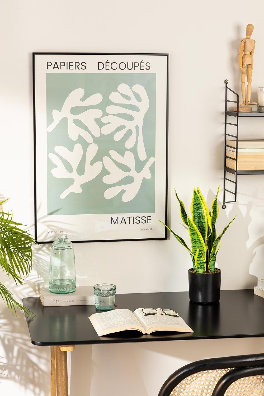 Impression décorative (50x70 cm) Henri, image de la galerie 1