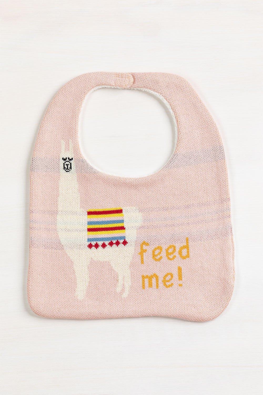 Bavoir en coton pour enfants Luli, image de la galerie 1