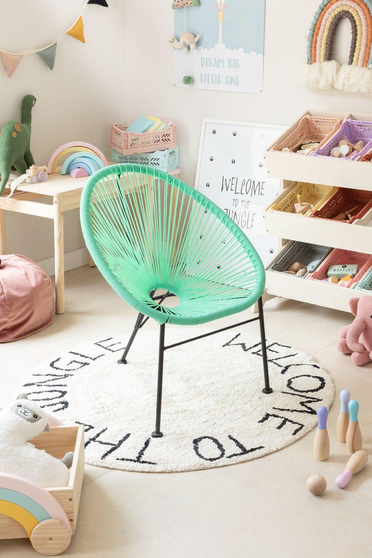 Chaise pour enfants Mini Acapulco, image de la galerie 1