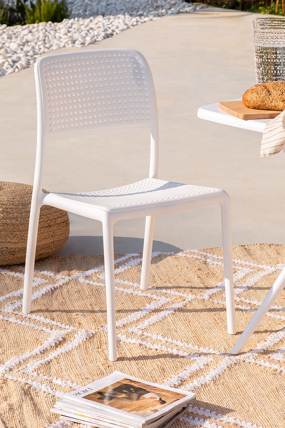Finny Outdoor Chair, gallery image 1