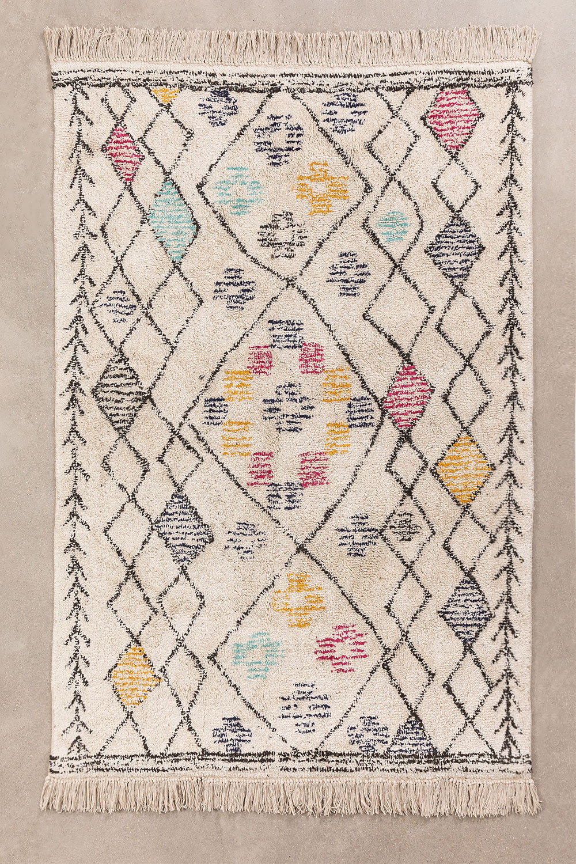 Cotton Rug (180x120 cm) Jalila, gallery image 1