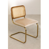 Tento Gold Vintage Dining Chair, thumbnail image 2
