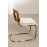 Tento Gold Vintage Dining Chair, thumbnail image 3