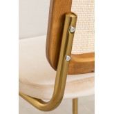 Tento Gold Vintage Dining Chair, thumbnail image 6