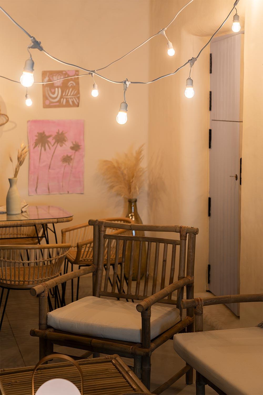 Garden Light Strings Pauly (5,5 m) , gallery image 1