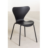 Uit Colors Style Dining Chair, thumbnail image 2