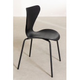 Uit Colors Style Dining Chair, thumbnail image 4