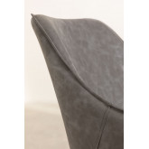 Leatherette Desk Chair  Lucy , thumbnail image 6