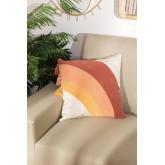 Square Cotton Cushion (45x45 cm) Nory , thumbnail image 1