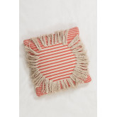 Square Cushion in Cotton (45x45 cm) Fiby, thumbnail image 2