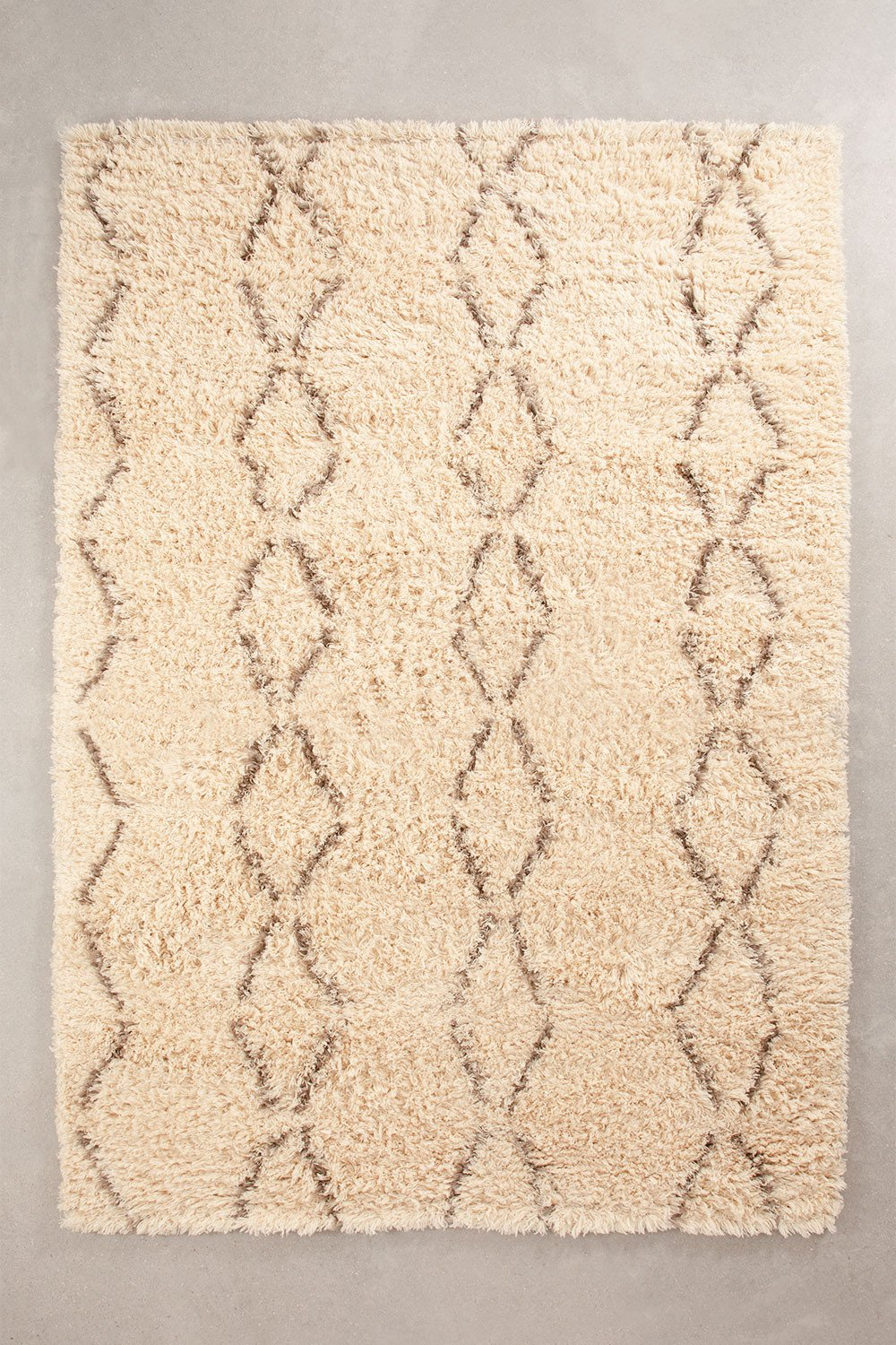 Cotton and Wool Rug (230x165 cm) Ewan, gallery image 1