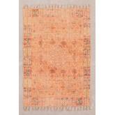 Cotton Chenille Rug (185x125 cm) Feli, thumbnail image 1