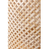 Ceiling Lamp in Bamboo (Ø45 cm) Lexie Natural, thumbnail image 5