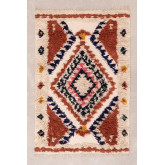 Cotton and Wool Rug (185x120 cm) Manit, thumbnail image 1