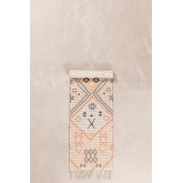 Jute & Fabric Hall Rug Nuada (170x42,5 cm) , thumbnail image 2