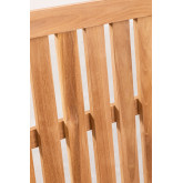 Garden Armchair in Teak Wood Confi, thumbnail image 6