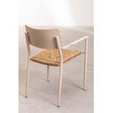 Pack 2 Amadeu Aluminum Garden Chairs, thumbnail image 5