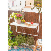 Hanging Foldable Garden Table Janti, thumbnail image 1