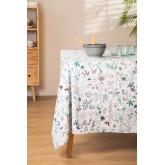 Cotton Tablecloth (150 x 250 cm) Liz , thumbnail image 1