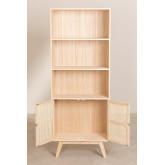 Wooden Highboard with 2 Shelves Ralik Style, thumbnail image 4