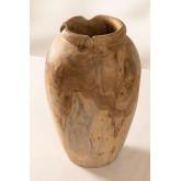 Jayat Wood Vase , thumbnail image 2