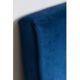 Headboard for 135 cm, 150 cm and 180 cm Bed in Tikal Velvet, thumbnail image 3